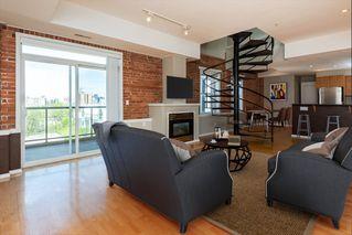 Photo 1: 507 10728 82 Avenue in Edmonton: Zone 15 Condo for sale : MLS®# E4222061