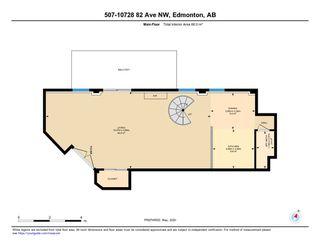 Photo 27: 507 10728 82 Avenue in Edmonton: Zone 15 Condo for sale : MLS®# E4222061