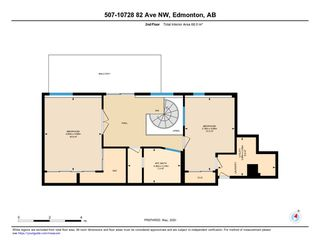 Photo 28: 507 10728 82 Avenue in Edmonton: Zone 15 Condo for sale : MLS®# E4222061