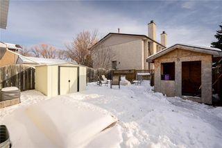 Photo 16: 105 Bret Bay in Winnipeg: North Kildonan Residential for sale (3F)  : MLS®# 202100284