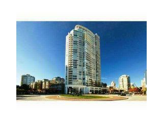 Main Photo: 702 1201 MARINASIDE Crescent in Vancouver: Yaletown Condo for sale (Vancouver West)  : MLS®# V893559