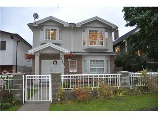Photo 1: 2537 PANDORA Street in Vancouver: Hastings East House for sale (Vancouver East)  : MLS®# V916730