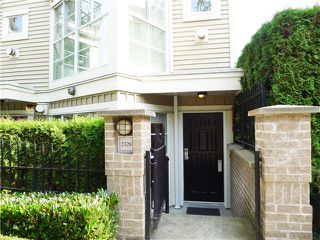 Photo 10: 2328 HEATHER Street in Vancouver: Fairview VW Condo for sale (Vancouver West)  : MLS®# V973750