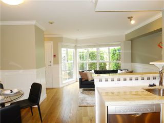 Photo 2: 2328 HEATHER Street in Vancouver: Fairview VW Condo for sale (Vancouver West)  : MLS®# V973750