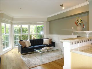 Photo 1: 2328 HEATHER Street in Vancouver: Fairview VW Condo for sale (Vancouver West)  : MLS®# V973750