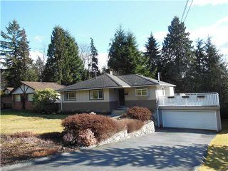 "Photo 1: 1722 APPIN Road in North Vancouver: Westlynn House for sale in ""Westlynn"" : MLS®# V1049386"