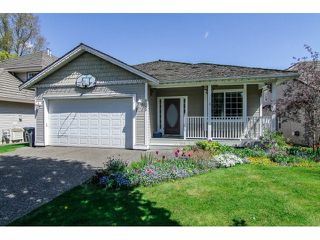 Photo 1: 8080 168TH Street in Surrey: Fleetwood Tynehead House for sale : MLS®# F1409679