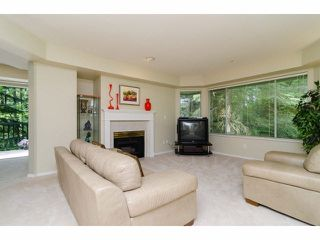 "Photo 3: 49 103 PARKSIDE Drive in Port Moody: Heritage Mountain Townhouse for sale in ""TREETOPS"" : MLS®# V1065898"
