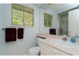 "Photo 16: 49 103 PARKSIDE Drive in Port Moody: Heritage Mountain Townhouse for sale in ""TREETOPS"" : MLS®# V1065898"