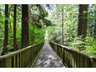 "Photo 19: 49 103 PARKSIDE Drive in Port Moody: Heritage Mountain Townhouse for sale in ""TREETOPS"" : MLS®# V1065898"