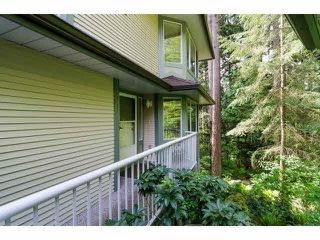 "Photo 2: 49 103 PARKSIDE Drive in Port Moody: Heritage Mountain Townhouse for sale in ""TREETOPS"" : MLS®# V1065898"