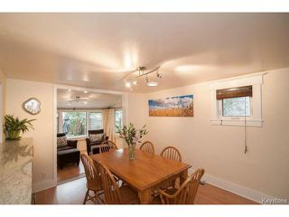 Photo 9: 111 Borebank Street in WINNIPEG: River Heights / Tuxedo / Linden Woods Residential for sale (South Winnipeg)  : MLS®# 1424449