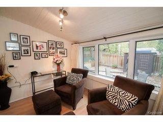 Photo 11: 111 Borebank Street in WINNIPEG: River Heights / Tuxedo / Linden Woods Residential for sale (South Winnipeg)  : MLS®# 1424449