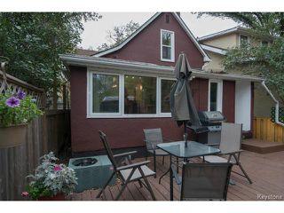 Photo 18: 111 Borebank Street in WINNIPEG: River Heights / Tuxedo / Linden Woods Residential for sale (South Winnipeg)  : MLS®# 1424449