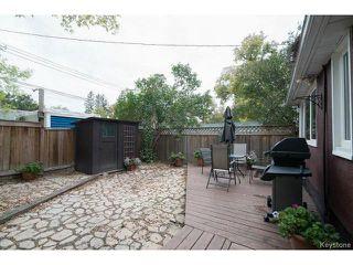 Photo 19: 111 Borebank Street in WINNIPEG: River Heights / Tuxedo / Linden Woods Residential for sale (South Winnipeg)  : MLS®# 1424449