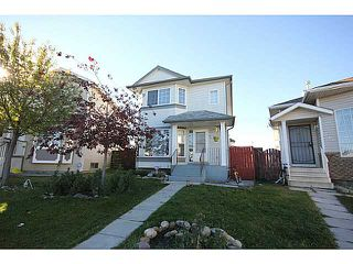 Photo 1: 31 MARTIN CROSSING Grove NE in Calgary: Martindale Residential Detached Single Family for sale : MLS®# C3639609
