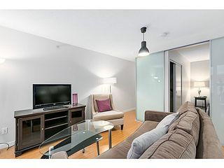 "Photo 13: 615 168 POWELL Street in Vancouver: Downtown VE Condo for sale in ""SMART"" (Vancouver East)  : MLS®# V1101030"
