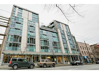 "Photo 11: 615 168 POWELL Street in Vancouver: Downtown VE Condo for sale in ""SMART"" (Vancouver East)  : MLS®# V1101030"