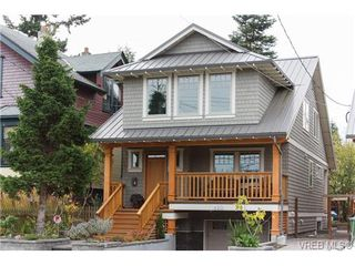 Photo 1: 450 Moss Street in VICTORIA: Vi Fairfield West Single Family Detached for sale (Victoria)  : MLS®# 346428