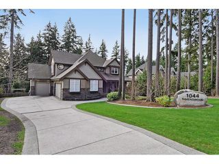 Photo 1: 1044 RAVENSWOOD Drive: Anmore House for sale (Port Moody)  : MLS®# V1105572