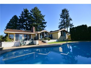 Main Photo: 1605 53A Street in Tsawwassen: Cliff Drive House for sale : MLS®# V1107683