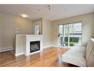 "Photo 5: 115 2780 ACADIA Road in Vancouver: University VW Condo for sale in ""LIBERTA"" (Vancouver West)  : MLS®# V1119875"