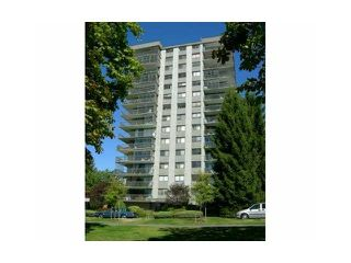 """Photo 1: 1504 114 W KEITH Road in North Vancouver: Central Lonsdale Condo for sale in """"ASHBY HOUSE"""" : MLS®# V1124235"""