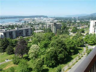 """Photo 16: 1504 114 W KEITH Road in North Vancouver: Central Lonsdale Condo for sale in """"ASHBY HOUSE"""" : MLS®# V1124235"""