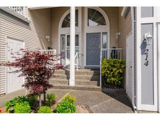 "Photo 2: 214 9072 FLEETWOOD Way in Surrey: Fleetwood Tynehead Townhouse for sale in ""Wynd Ridge"" : MLS®# F1442006"