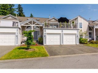 "Photo 1: 214 9072 FLEETWOOD Way in Surrey: Fleetwood Tynehead Townhouse for sale in ""Wynd Ridge"" : MLS®# F1442006"