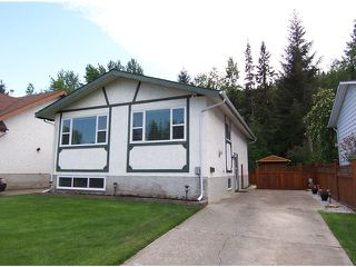 """Main Photo: 4207 MORGAN Crescent in Prince George: Pinewood House for sale in """"PINEWOOD"""" (PG City West (Zone 71))  : MLS®# N245380"""