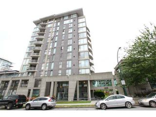 Photo 1: 1003 1633 W 8TH Avenue in Vancouver: Fairview VW Condo for sale (Vancouver West)  : MLS®# V1130657