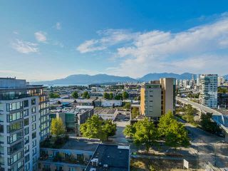 Photo 12: 1003 1633 W 8TH Avenue in Vancouver: Fairview VW Condo for sale (Vancouver West)  : MLS®# V1130657