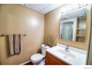 Photo 16: 98 Bridgeland Drive North in WINNIPEG: Fort Garry / Whyte Ridge / St Norbert Residential for sale (South Winnipeg)  : MLS®# 1517803
