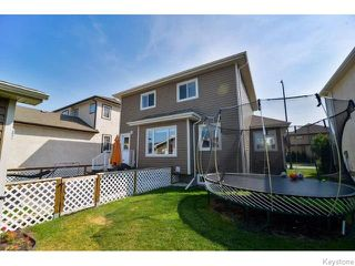 Photo 19: 98 Bridgeland Drive North in WINNIPEG: Fort Garry / Whyte Ridge / St Norbert Residential for sale (South Winnipeg)  : MLS®# 1517803