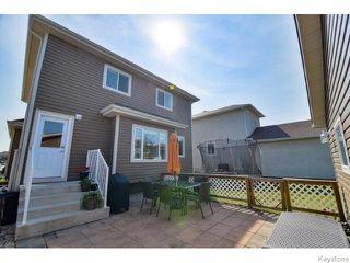 Photo 18: 98 Bridgeland Drive North in WINNIPEG: Fort Garry / Whyte Ridge / St Norbert Residential for sale (South Winnipeg)  : MLS®# 1517803