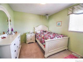 Photo 12: 98 Bridgeland Drive North in WINNIPEG: Fort Garry / Whyte Ridge / St Norbert Residential for sale (South Winnipeg)  : MLS®# 1517803