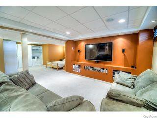 Photo 13: 98 Bridgeland Drive North in WINNIPEG: Fort Garry / Whyte Ridge / St Norbert Residential for sale (South Winnipeg)  : MLS®# 1517803