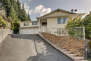 Main Photo: 5502 MOLINA Road in North Vancouver: Home for sale : MLS®# V1051979