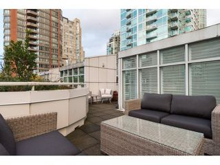 "Photo 20: T09 1501 HOWE Street in Vancouver: Yaletown Townhouse for sale in ""888 BEACH"" (Vancouver West)  : MLS®# R2020483"