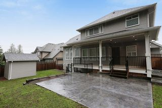 "Photo 20: 16288 60 Avenue in Surrey: Cloverdale BC House for sale in ""UPPER CLOVERDAL"" (Cloverdale)  : MLS®# R2035765"