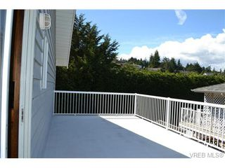 Photo 12: 3372 Pattison Way in VICTORIA: Co Triangle House for sale (Colwood)  : MLS®# 734803