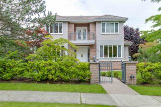 "Photo 1: 1207 NANTON Avenue in Vancouver: Shaughnessy House for sale in ""Shaughnessy"" (Vancouver West)  : MLS®# R2083974"