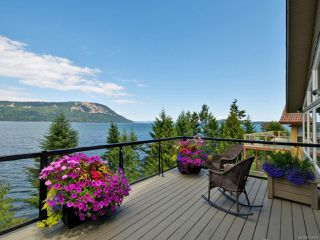 Photo 2: 201 Marine Dr in COBBLE HILL: ML Cobble Hill House for sale (Malahat & Area)  : MLS®# 737475
