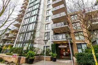 "Photo 1: 306 1483 W 7TH Avenue in Vancouver: Fairview VW Condo for sale in ""VERONA OF PORTICO"" (Vancouver West)  : MLS®# R2154647"