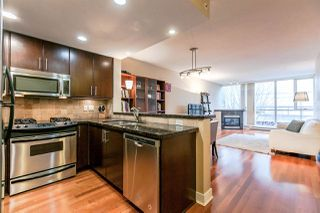 "Photo 2: 306 1483 W 7TH Avenue in Vancouver: Fairview VW Condo for sale in ""VERONA OF PORTICO"" (Vancouver West)  : MLS®# R2154647"