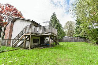 Photo 20: 34447 IMMEL Street in Abbotsford: Abbotsford East House for sale : MLS®# R2167804