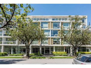"Photo 1: 214 1635 W 3RD Avenue in Vancouver: False Creek Condo for sale in ""LUMEN"" (Vancouver West)  : MLS®# R2169810"