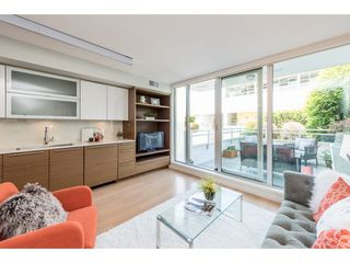 "Photo 3: 214 1635 W 3RD Avenue in Vancouver: False Creek Condo for sale in ""LUMEN"" (Vancouver West)  : MLS®# R2169810"