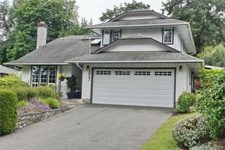 Photo 1: 1057 Tulip Avenue in VICTORIA: SW Strawberry Vale Single Family Detached for sale (Saanich West)  : MLS®# 379694